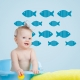 Fishies Wall Decal
