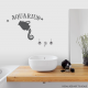 Aquarius Wall Decal