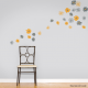Daisy Flowers Wall Decal