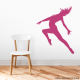 Dancer Wall Decal Sticker