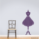 Fashion Mannequin Decal