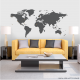 World Traveler Wall Decal