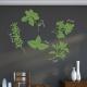 Herbs Wall Art Decal