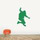 Jump Hip Hop Dancer Decal Sticker