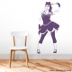 Madonna Pose Wall Decal
