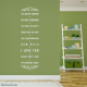 You Are My Sunshine Wall Quote Decal