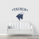 Taurus Wall Decal