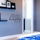 Take Time Wall Quote Decal