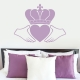 Claddagh Wall Decal