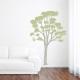 Eucalyptus Tree Wall Decal