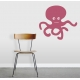 Fun Octopus Wall Decal
