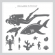 Marine Life Kit