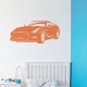 NIssan GTR Wall Decal