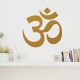 Ohm wall decal