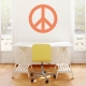 Peace Sign Wall Art Decal