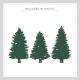 Pine Trees Kit