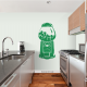Retro Gumball Machine Wall Art Decal