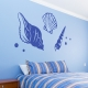 Seashells Wall Decal
