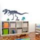 Allosaurus Skeleton Wall Decal