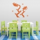 Venus Flytrap Wall Decal