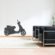 Vespa Wall Decal