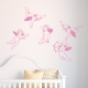 Cherubs Wall Decal