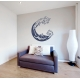 Japanese Wave Wall Decal