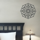 Moroccan Medallion Wall Decal