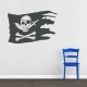 Pirate Flag Wall Decal