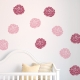 Ranunculus Flowers Wall Decal