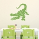 Realistic Alligator Wall Decal