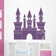 Princess Castle II Wall Decal