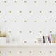 Small Starbursts Wall Decal