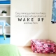 Chase Dreams Wall Quote Decal