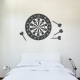 Dart Board Wall Decal
