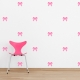 Mini Ribbons Wall Decal
