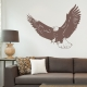 Realistic Eagle Wall Decal
