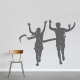 Runners Wall Decal