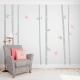 Tall Bamboo Wall Decal