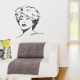 Tina Turner Wall Decal