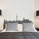 Toronto Skyline Wall Decal