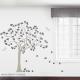Ginkgo Tree Wall Decal