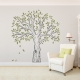 Old Trunk Tree Wall Decal