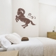 Year of the Ram Wall Decal